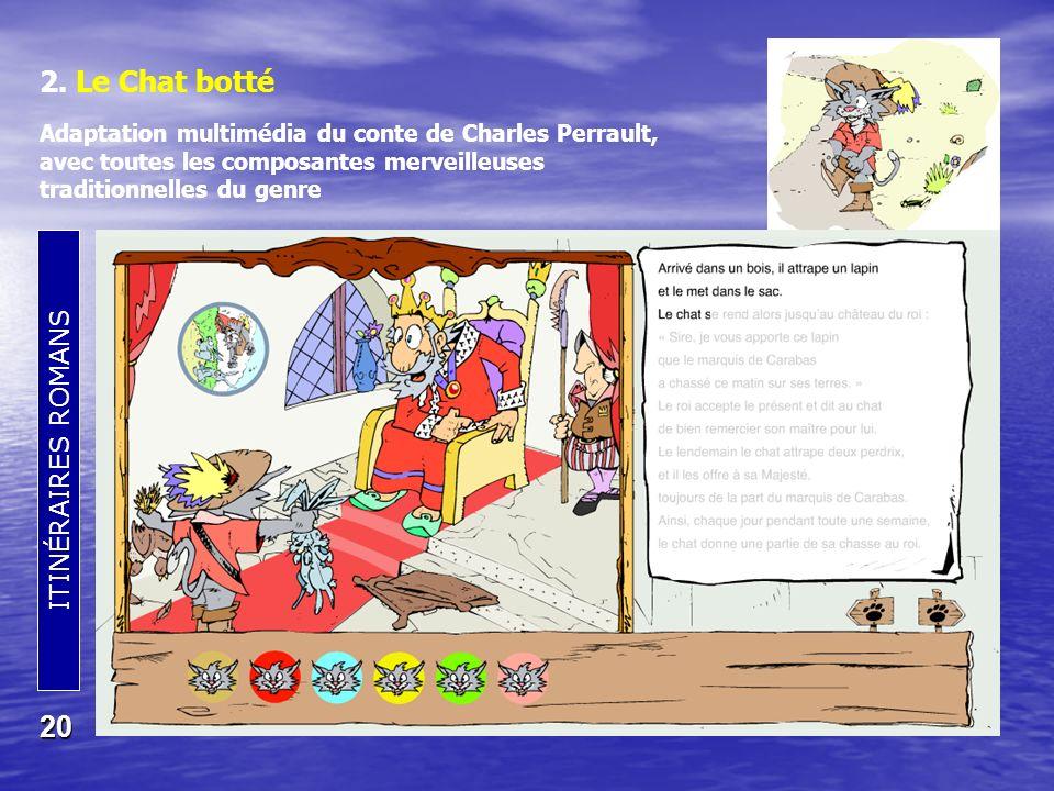 ITINÉRAIRES ROMANS 20 2.