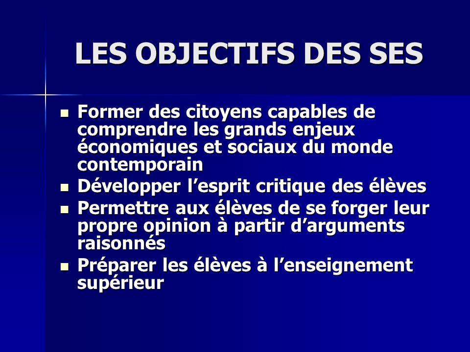 COMMENT REALISER CES OBJECTIFS .