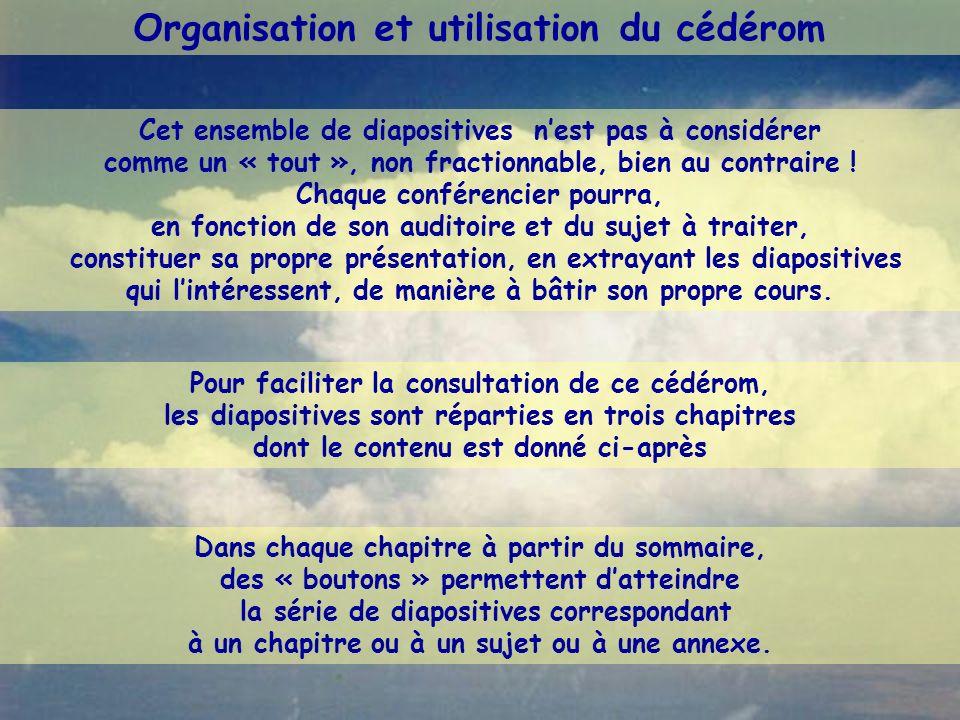 Organisation et utilisation du cédérom Les commissions « Formation et sécurité » et « Météorologie » de la FFVV Novembre 2003 Bonne découverte .