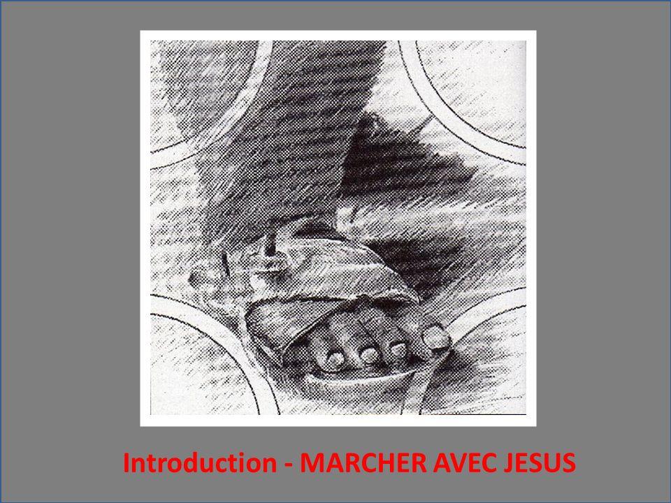 Quand Jésus tombe pour la deuxième fois, Il ressent dans tout son corps lépuisement complet.