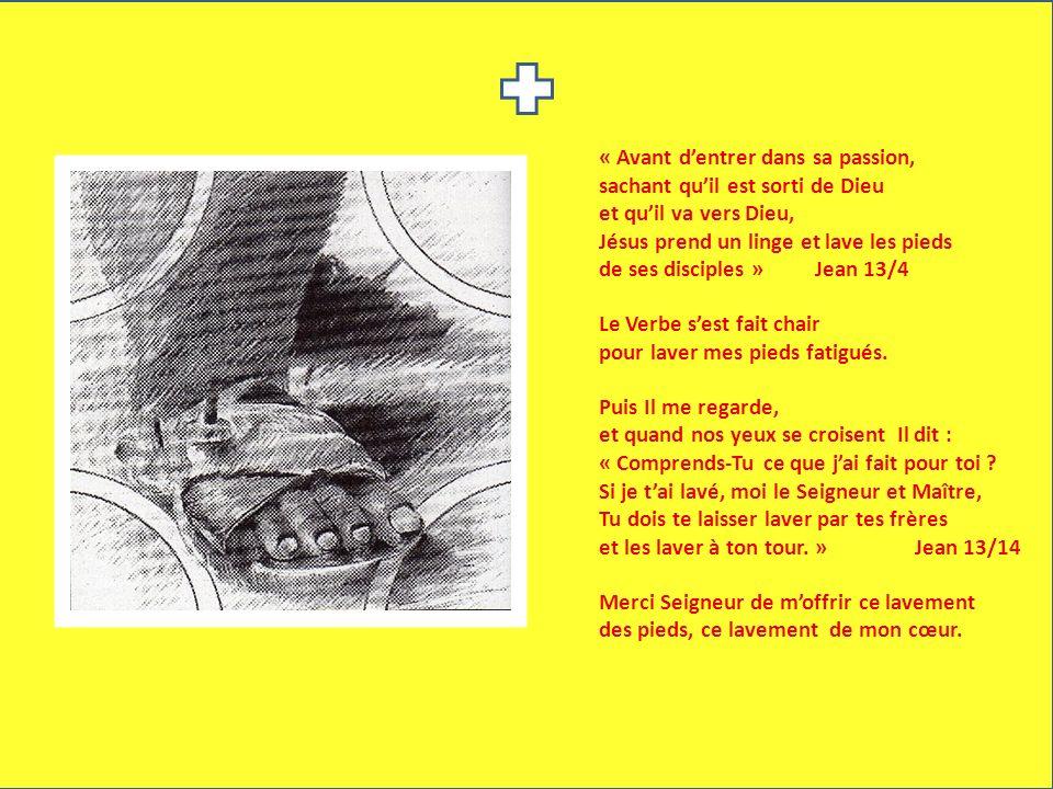 11– Jésus est cloué à la croix.