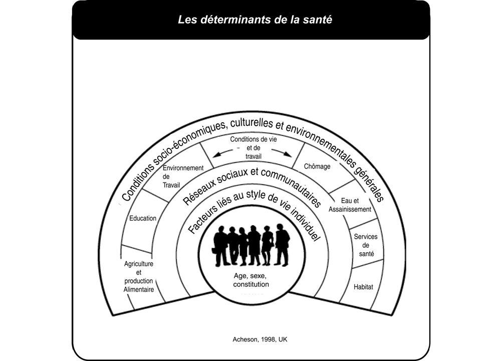 L ensemble de la valeur ajoutée des activités de santé se répartit entre : les hôpitaux qui représentent près de 54 % de celle de la branche, le secteur ambulatoire (26 %), l industrie pharmaceutique (8,4 %), la distribution pharmaceutique (8,9 %), la fabrication de matériel médical et de lunettes (1,8 %), autres divers (1.9%) D après Bocognano & Raffi-Pihan