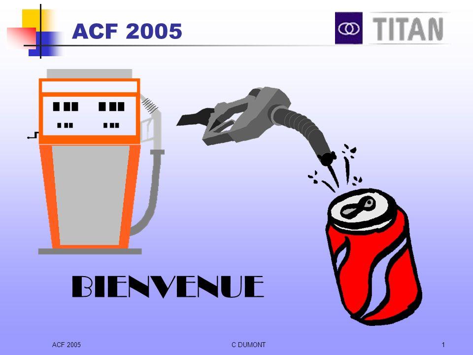 ACF 2005C DUMONT1 ACF 2005 BIENVENUE