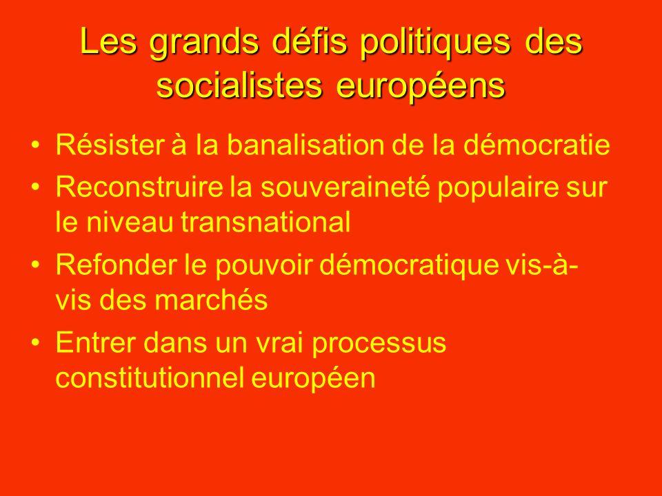 Lutopie et lasymptote Barbarie Socialisme x + t Le sens conceptuel et politique des valeurs utopiques (et de lutopie en général) : S approcher, tout en sachant qu on ne touchera jamais au but.