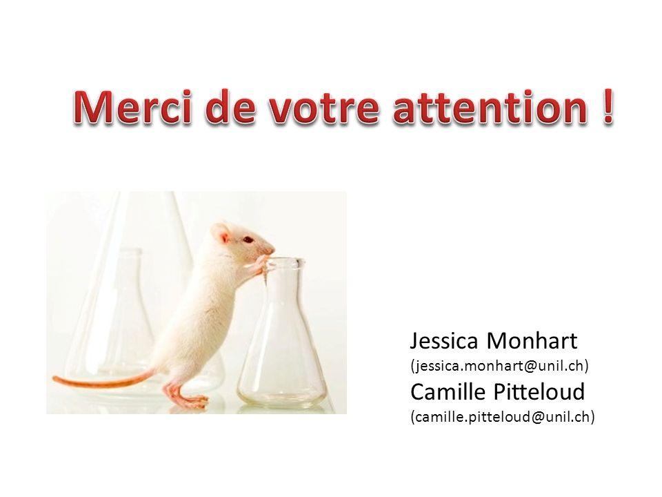 Jessica Monhart (jessica.monhart@unil.ch) Camille Pitteloud (camille.pitteloud@unil.ch)