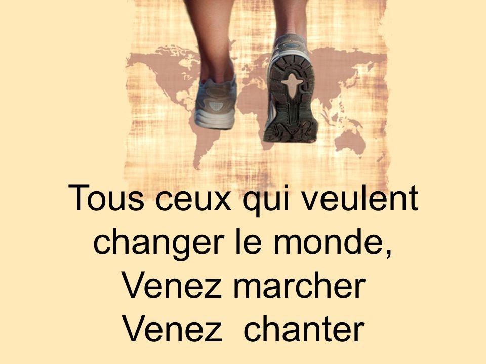 Tous ceux qui veulent changer le monde Luc Plamondon & Christian St-Roch