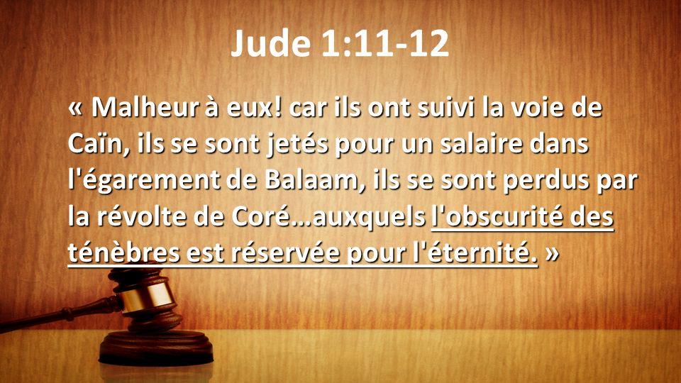 Romains 2:5 « Mais, par ton endurcissement et par ton cœur impénitent, tu t amasses un trésor de colère pour le jour de la colère et de la manifestation du juste jugement de Dieu.»