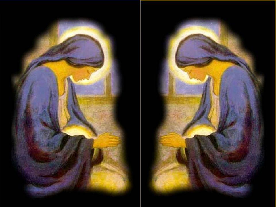 Sainte Marie, femme du silence, reconduis-nous aux sources de la paix. Libère-nous de l'assiègement des mots. Des nôtres, avant tout. Mais aussi de ce