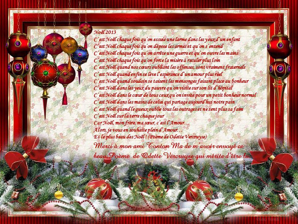 Joyeux Noël Et Bonne Année À tous Lise (2013)