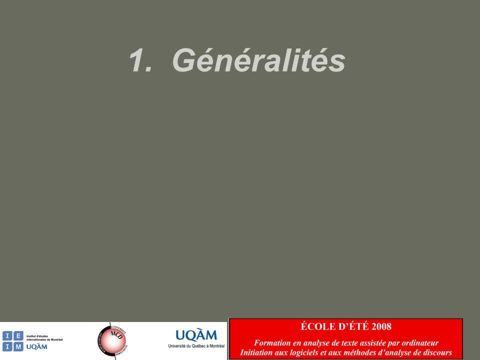 La statistique a pour objet de caractériser des ensembles (« populations ») en regroupant les individus qui les constituent selon les attributs ou propriétés quils ont ou non en commun.