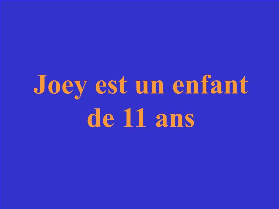 Qui est joey