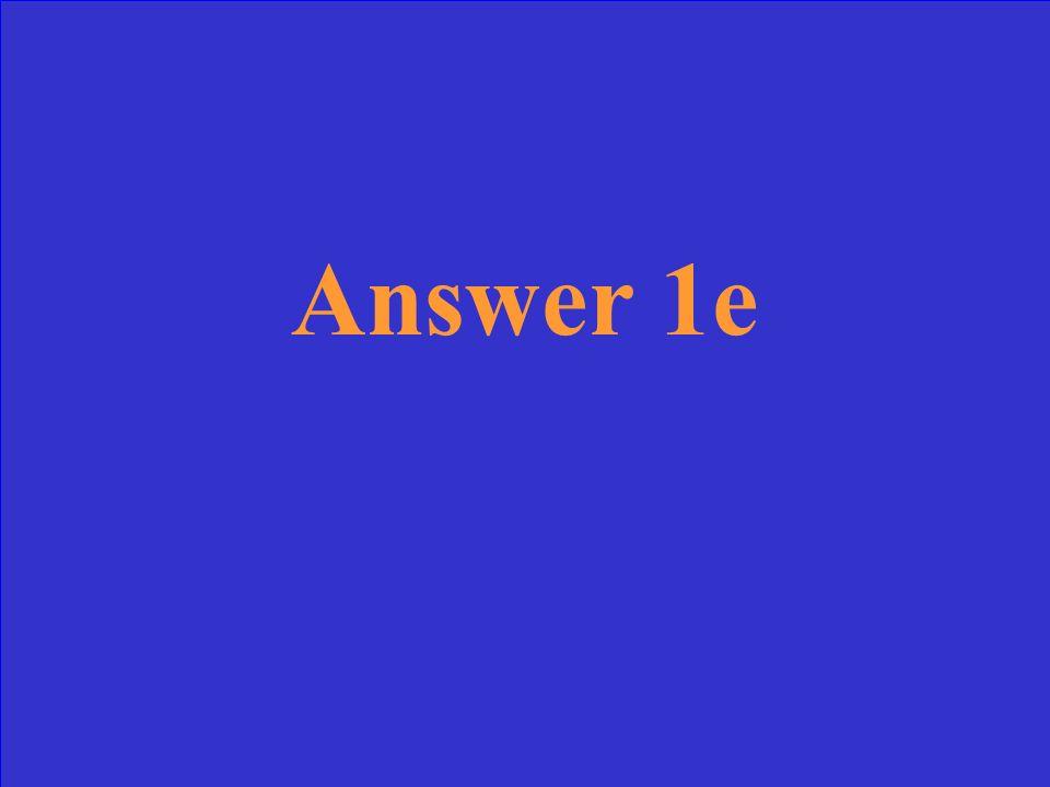 Question 5d