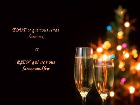 TOUT ce qui vous rends heureux et RIEN qui ne vous fasses souffrir