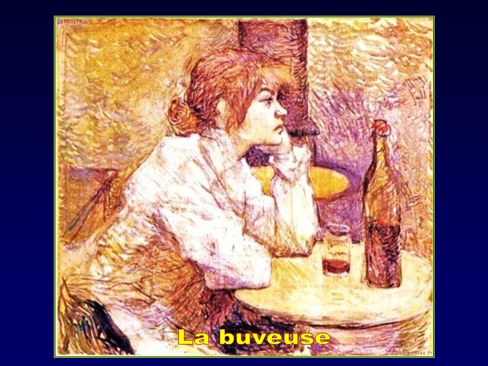 Suzanne Valadon vue ci- contre par Renoir sera le modèle dune très grande beauté et la maîtresse de Toulouse Lautrec de 1883 à 1888.