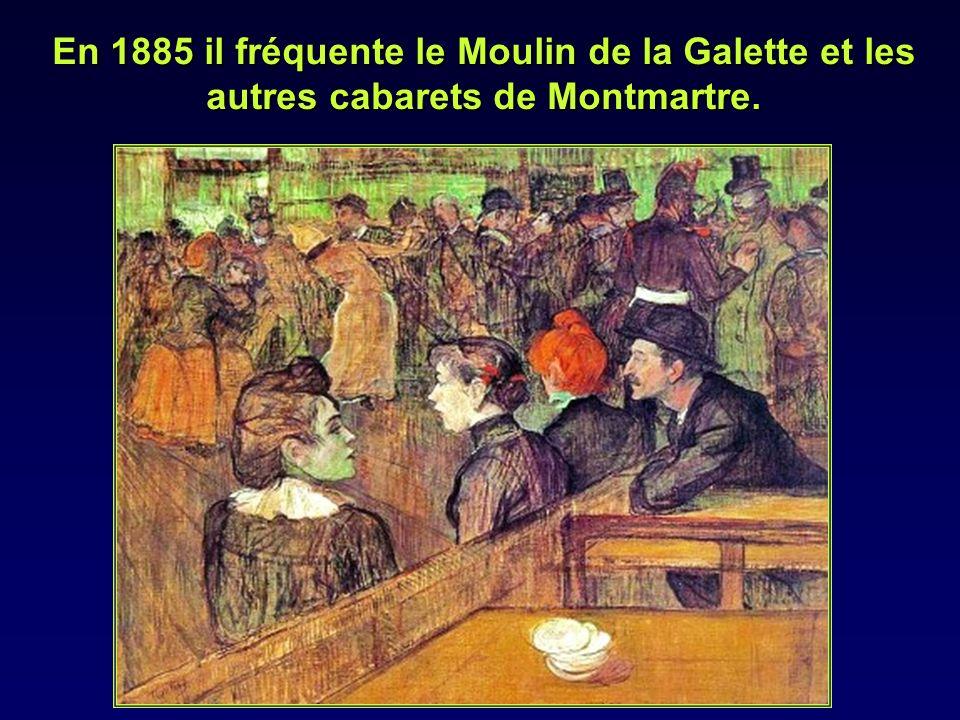 Son fils naturel Maurice Valadon né en décembre 1883 alors quelle na que 18 ans deviendra peintre mais se fera appeler Utrillo alors que son père biologique serait Toulouse Lautrec.