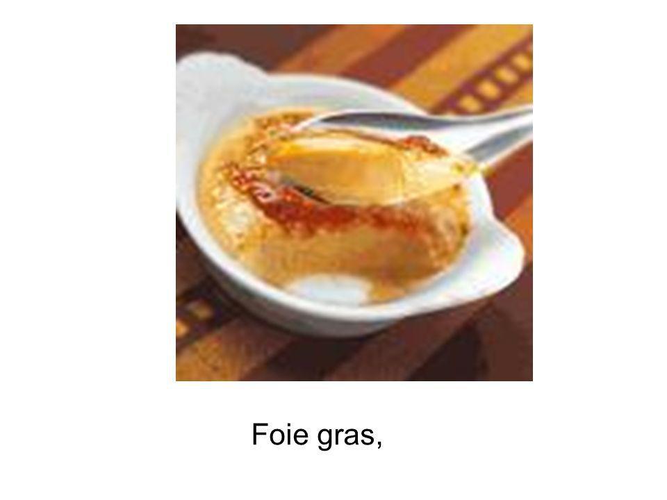 Foie gras,