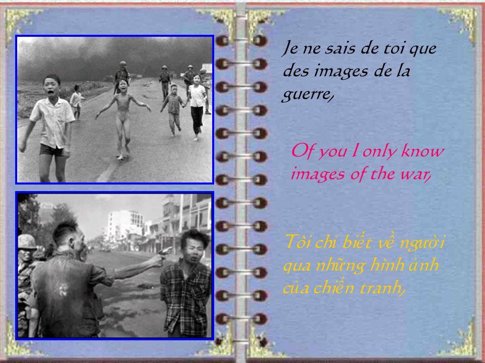 Un jour, jirai là bas, un jour dire bonjour à mon âme One day, I will go there to say hello to my soul.