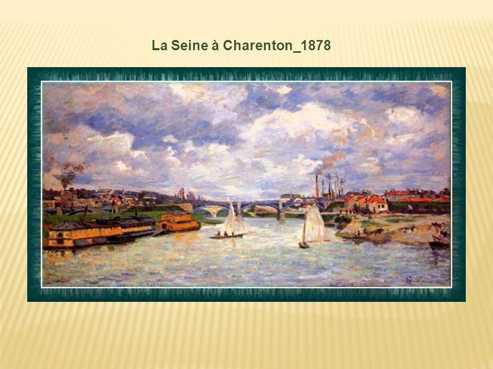 Quai de Bercy – 1874