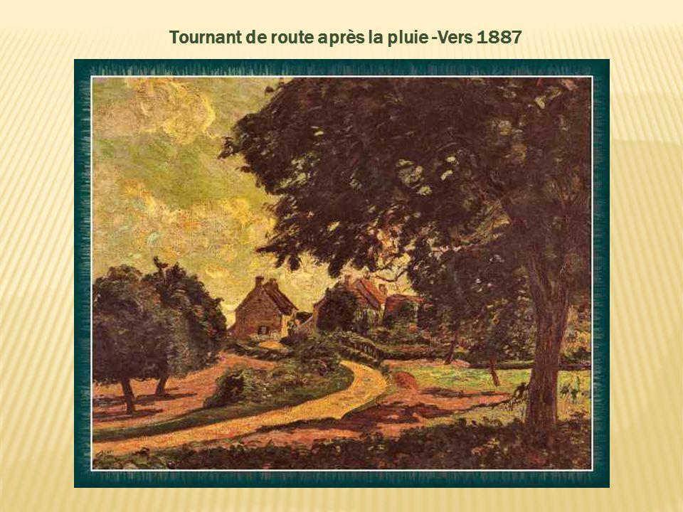 Ile de France - vers1885