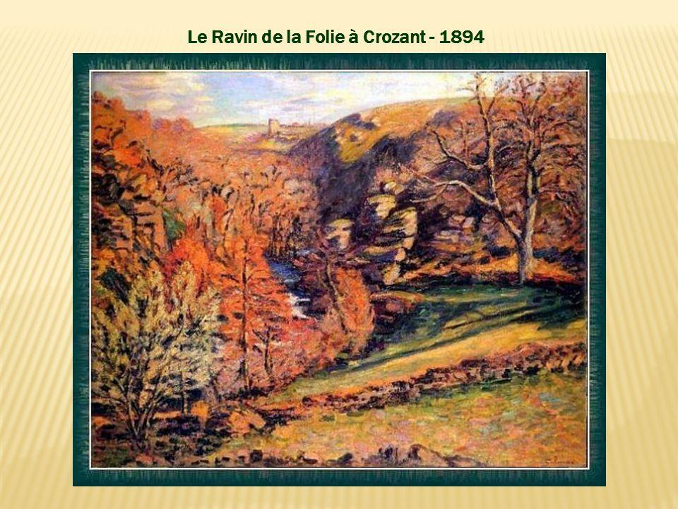 La Creuse_Après 1893