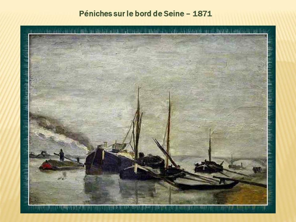Quai de la Rapée - 1871