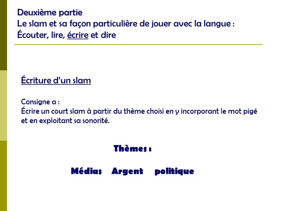 http://www.radio-canada.ca/radio/emissions/document.asp?docnumero=46578&numero=62 Un slam pour Rimbaud .