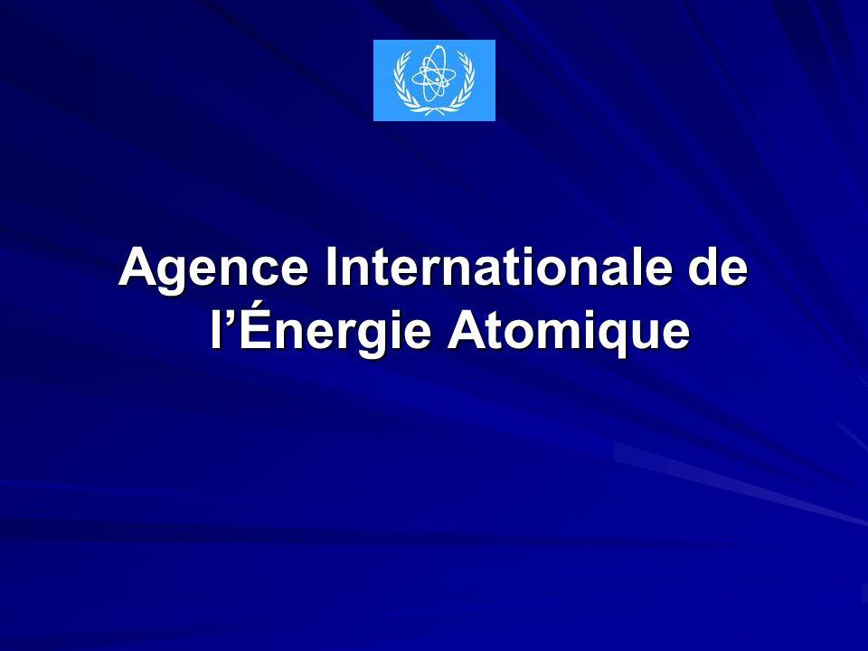 Agence Internationale de lÉnergie Atomique
