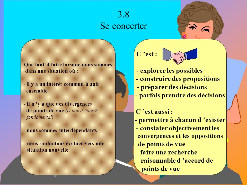 3. 7 Faire une analyse stratégique (au sens croziérien) Les hommes acceptent-ils d être considérés uniquement comme des moyens ? Ont-ils des objectifs