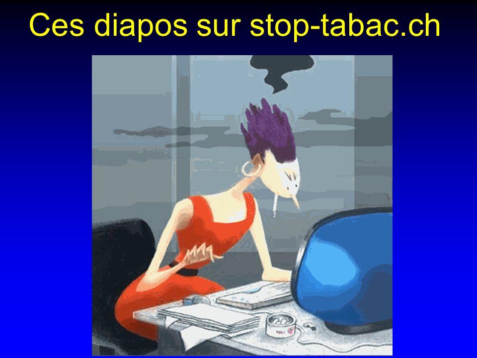 Ces diapos sur stop-tabac.ch