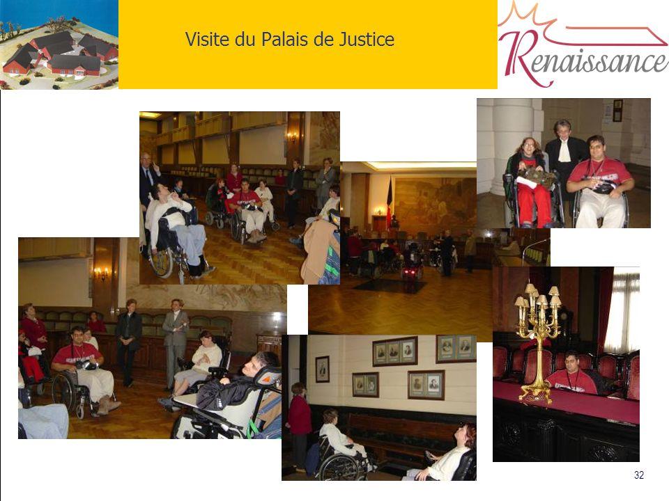 32 Visite du Palais de Justice