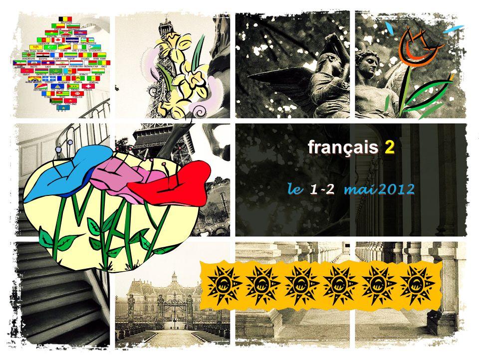 français 2 le 1-2 mai 2012
