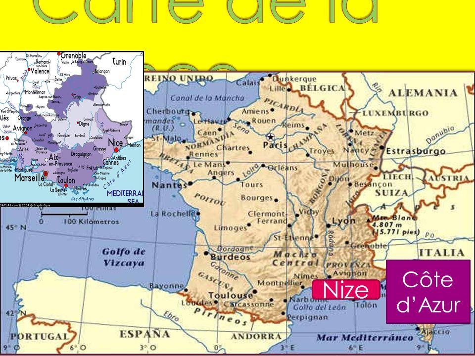 Nize Côte dAzur