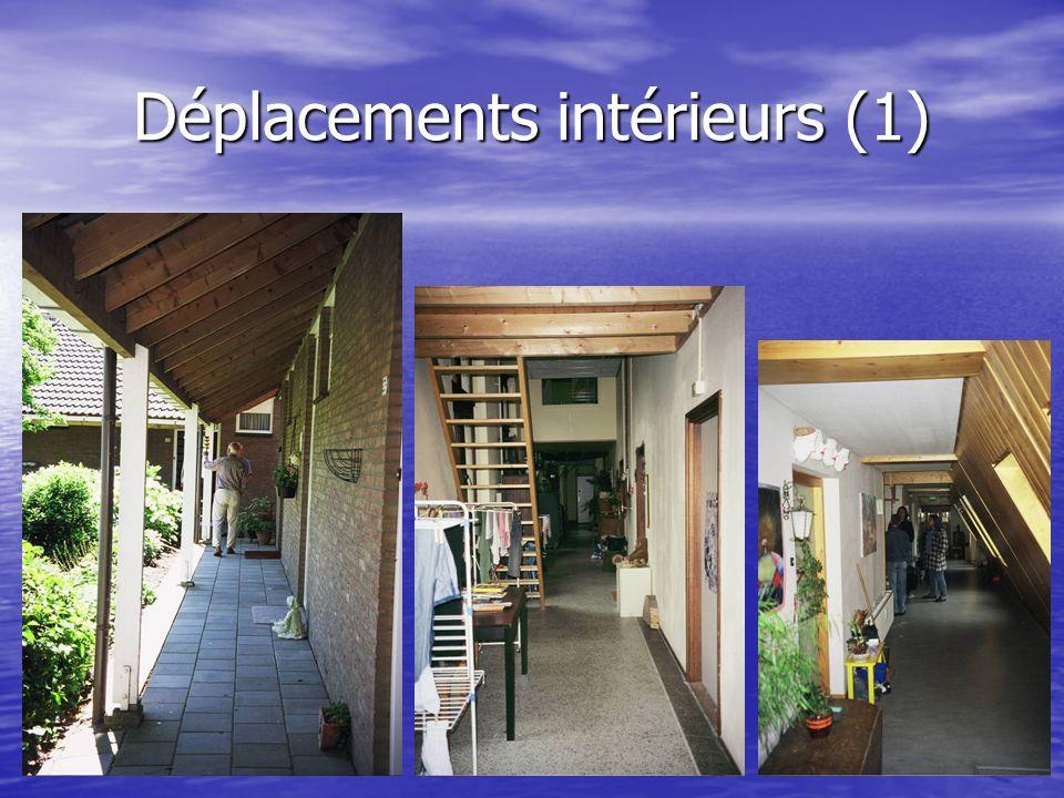 Déplacements intérieurs (1)