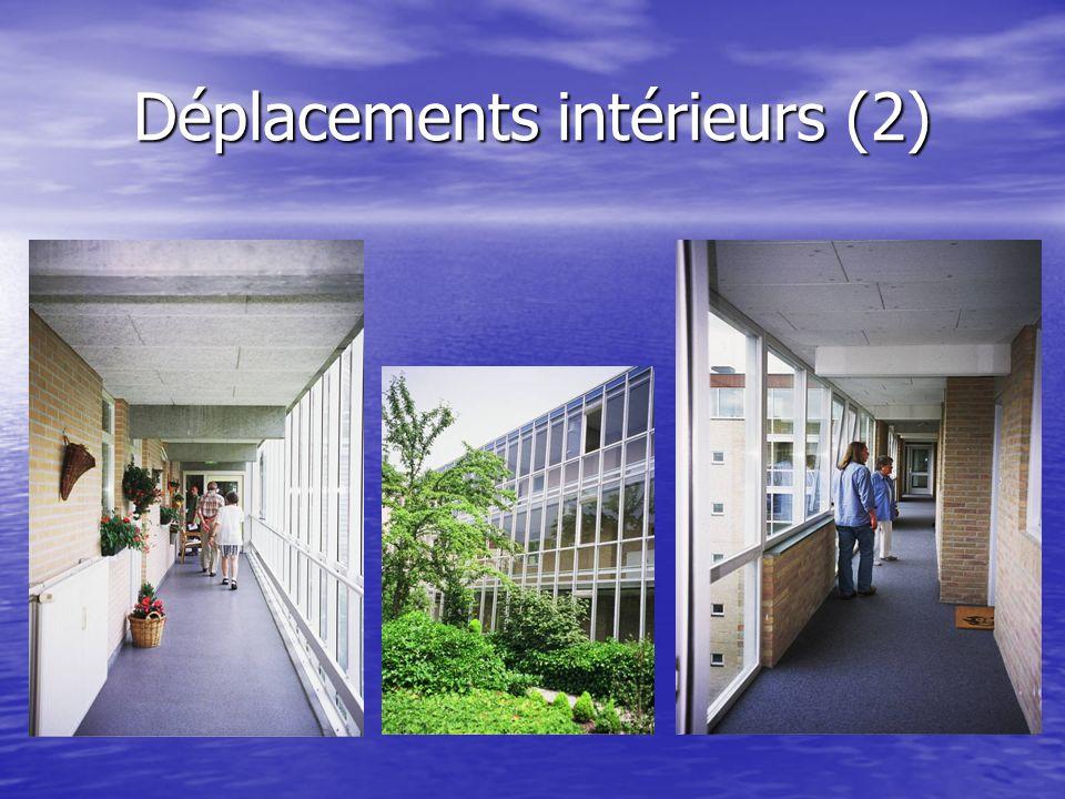 Déplacements intérieurs (2)