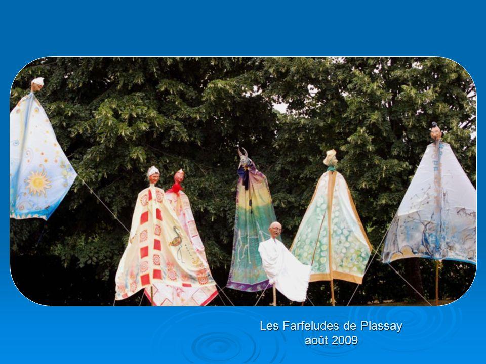 Les Farfeludes de Plassay août 2009