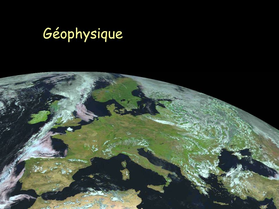 Géophysique