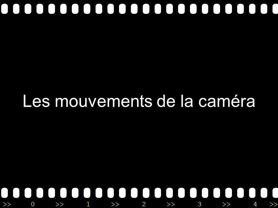 >>0 >>1 >> 2 >> 3 >> 4 >> Les mouvements de la caméra