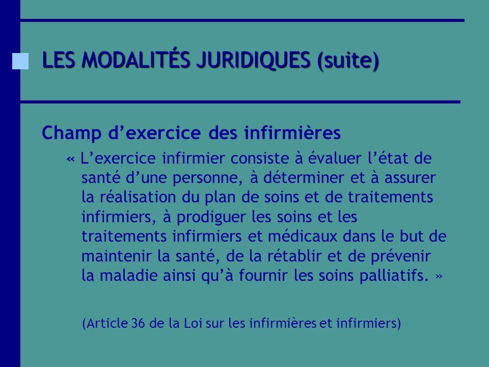 ACTIVITÉS RÉSERVÉES AVEC ORDONNANCE (suite) Activité 11.