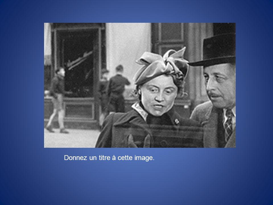Voici maintenant la photographie non recadrée de Robert Doisneau intitulée Le regard oblique.