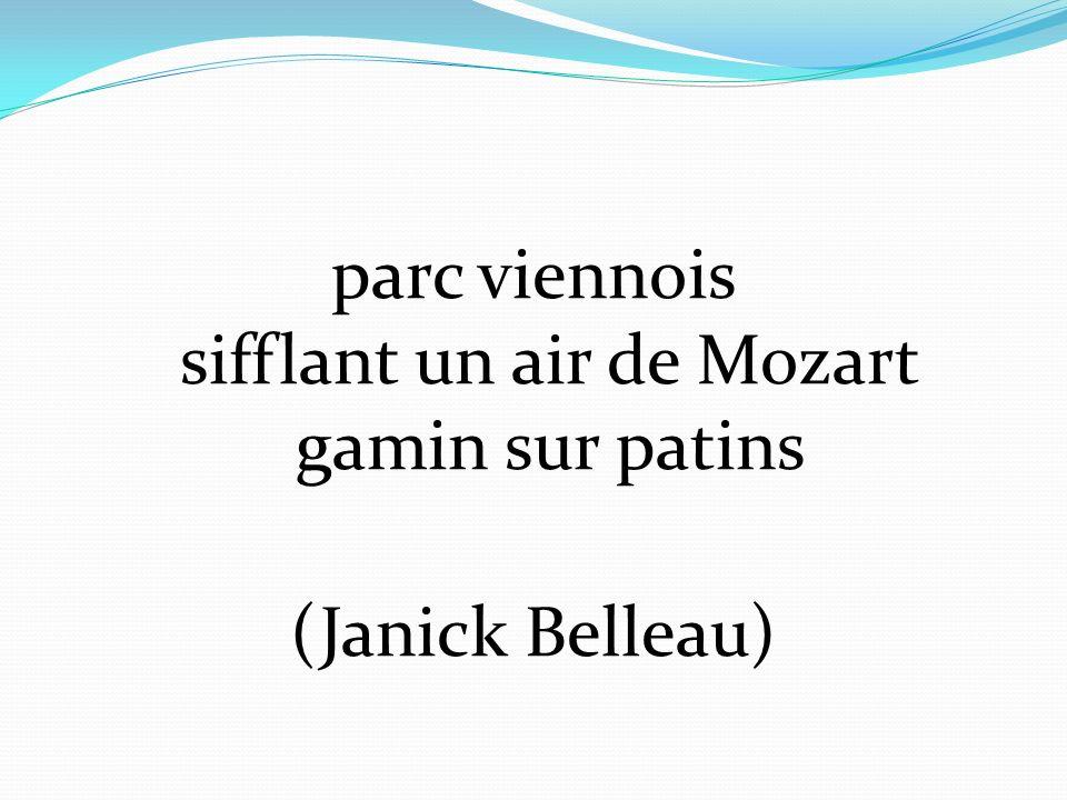 parc viennois sifflant un air de Mozart gamin sur patins (Janick Belleau)