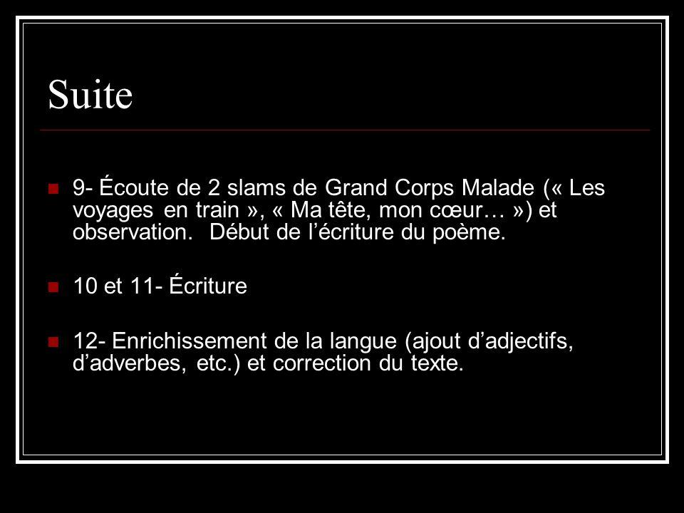 Suite 13- Oralisation- Éléments prosodiques (prononciation, intonation, gestuelle rythme, volume, etc.) + Importance de dégager de la confiance.