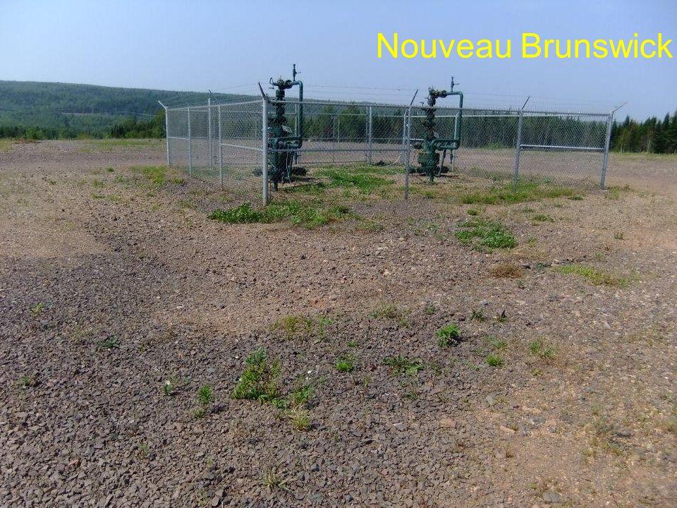 Wellheads… Nouveau Brunswick