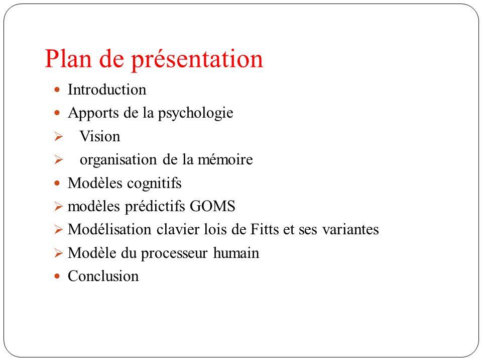Introduction Le facteur humain : la contribution humaine l étude de l interaction des comportements humains avec leur environnement.
