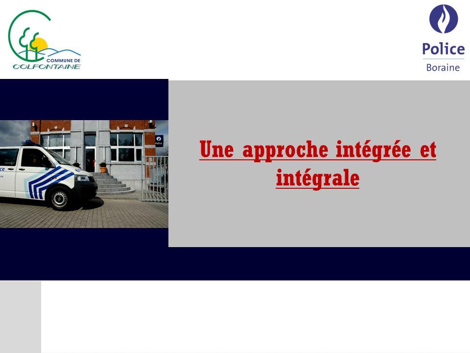 Une approche intégrée et intégrale