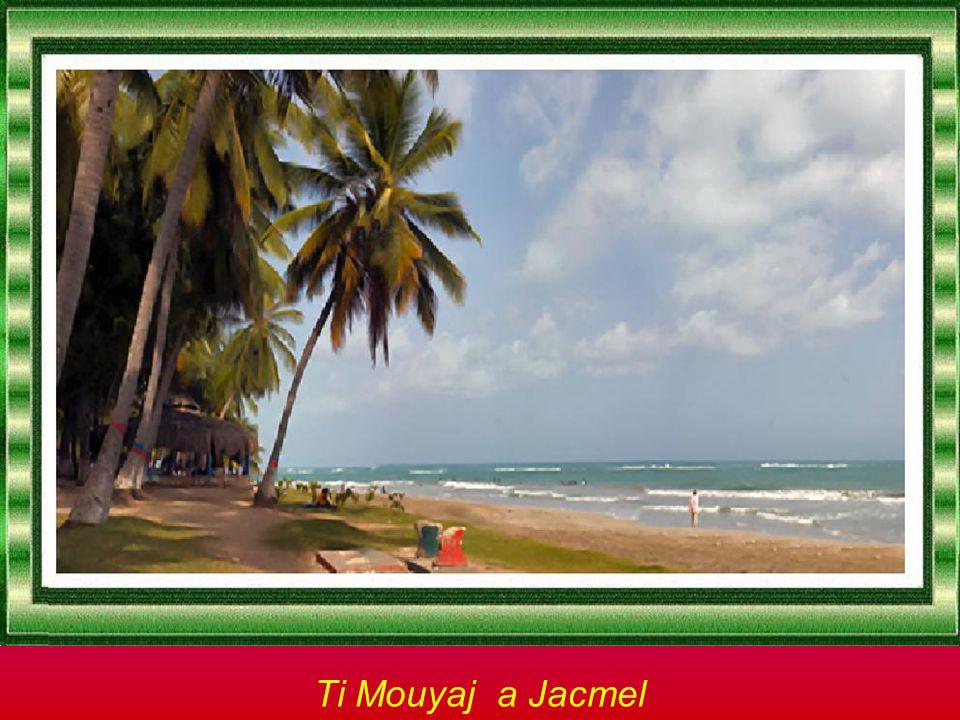 Bassin Bleu a Jacmel