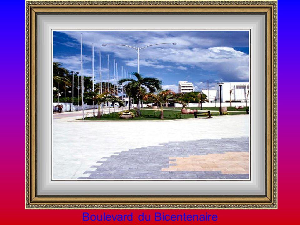Boulevard du Bicentenaire