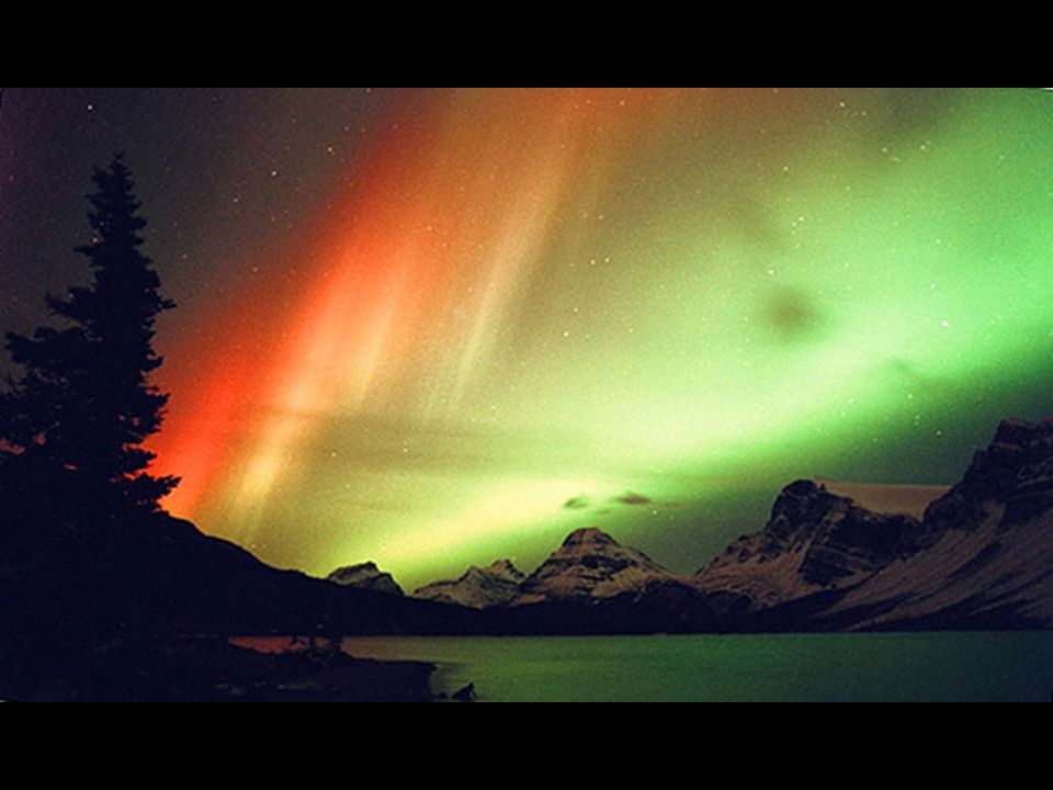 Depuis que le monde est monde, les aurores polaires font partie intégrante de notre planète Terre. Elles ne dépendent aucunement de l'activité humaine