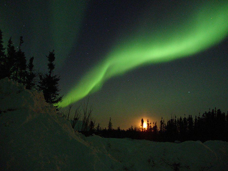 Depuis que le monde est monde, les aurores polaires font partie intégrante de notre planète Terre.