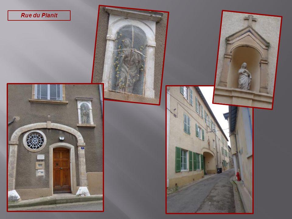 Rue du Planit