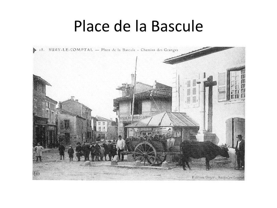 Place de la Bascule